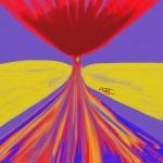 Warp Speed Digital Art: 12x12: ARS