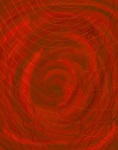 Vortex-Glow Digital Art: 11x14: ARS