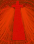 Vortex-Glow from Faith Digital Art: 11x14: ARS