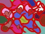 01 Disconnect - Love Digital Art: 10x8: ARS