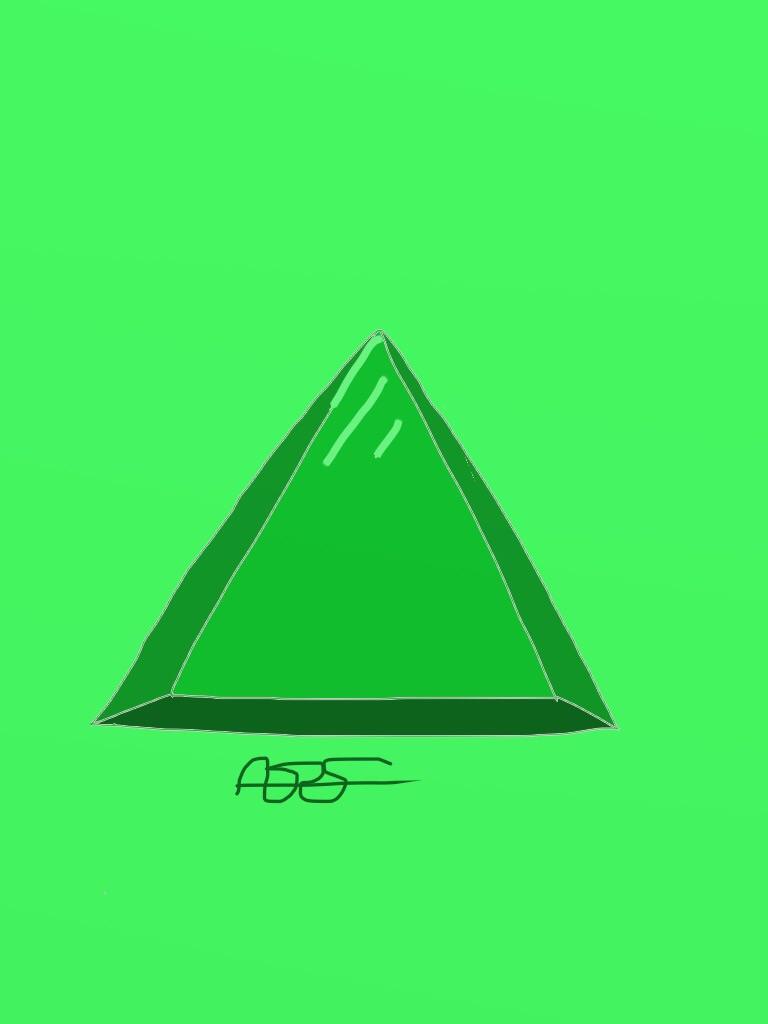 Gem 4 Digital Art: 8x10: ARS