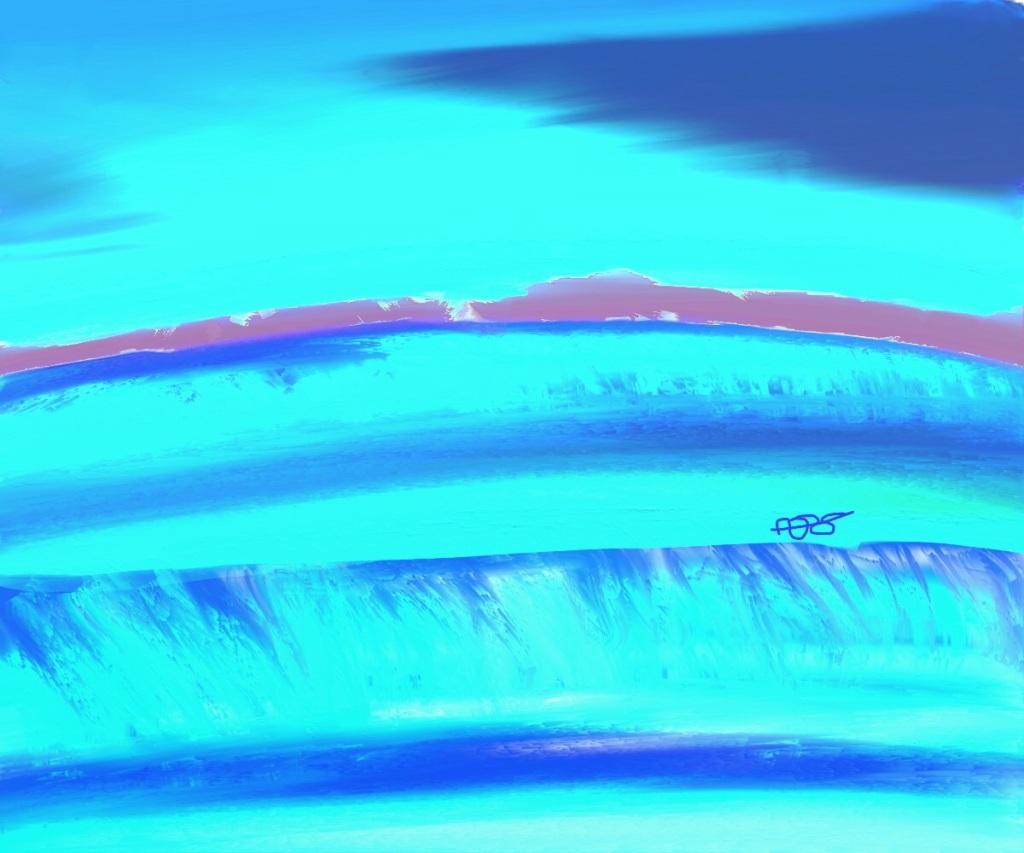 Raqiya 2 Digital Art: 12x10: ARS