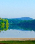 Pinchot Lake 2 Photography Art: 11x14: ARS