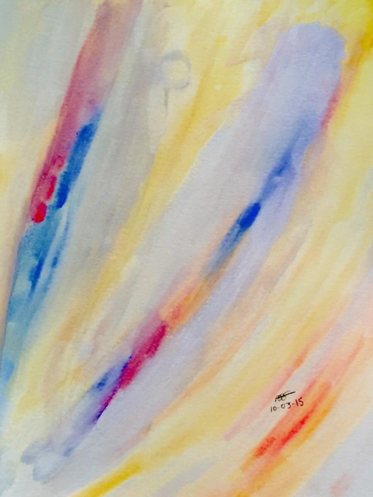 Unlocked Watercolor: 9x12: ARS