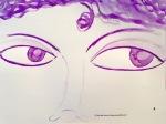 Pop Star Watercolor: 12x9 ARS