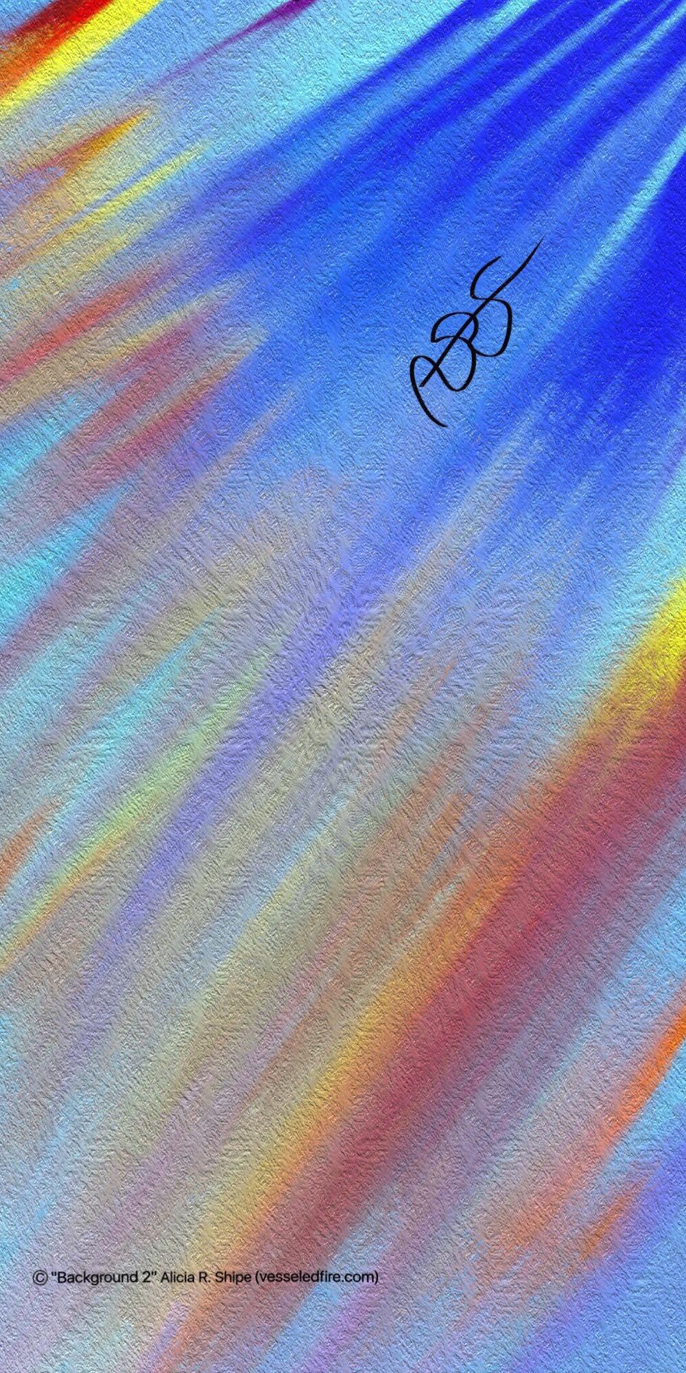 Background 2 Digital Art: 10x20: ARS