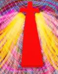 Vortex - Renewed Faith Digital Art: 11x14: ARS