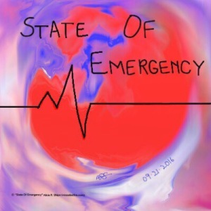 State Of Emergency Digital Art: 4x4: ARS